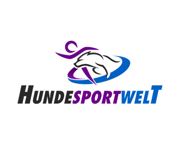 Logo design for Hundesportwelt