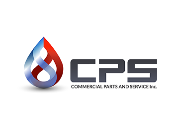 Commercial Parts and Service, Inc. logo design