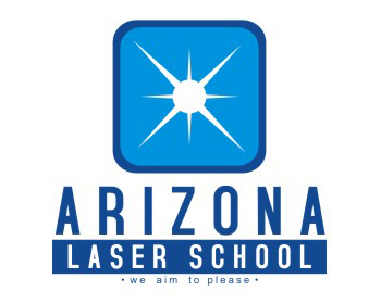 Arizona Laser School logo design