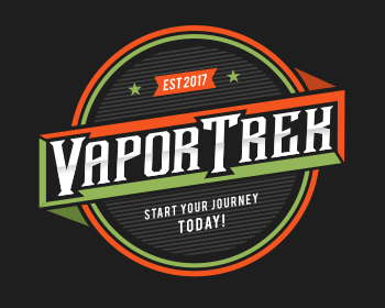 Logo design for Vaportrek