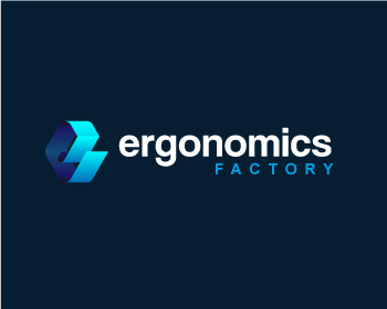 Logo design for ERGONOMICS FACTORY