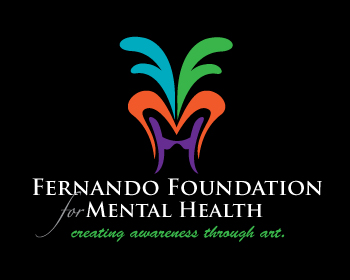 Fernando Foundation For Mental Health logo design