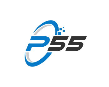 Logo design for P55