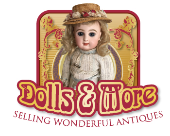 Logo design for dolls-and-more