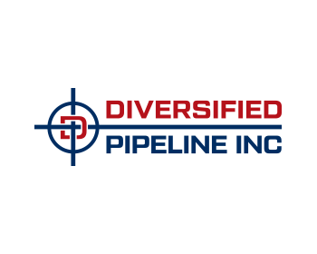 Diversified Pipeline Inc logo design