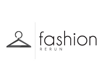 Fashion Rerun logo design