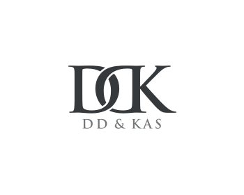 Logo design for DD & Kas