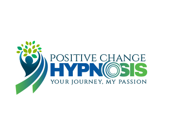 Positive Change Hypnosis logo design