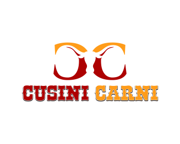 Logo design for CUSINI CARNI