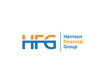 Harrison Financial Group logo design