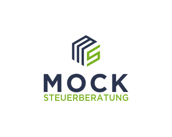 Logo design for Mock Steuerberatung