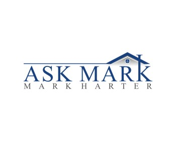 Mark Harter logo design