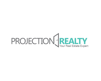 Logo design for Projection Realty