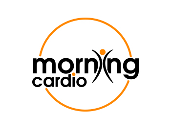 Morning Cardio logo design