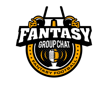 Fantasy Group Chat logo design