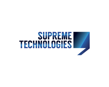 Supreme Technologies logo design