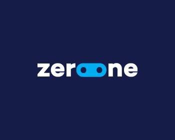 Zero One logo design