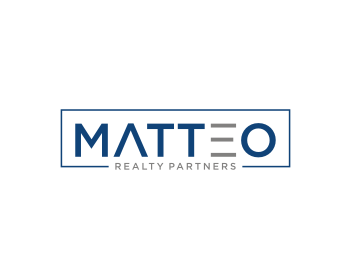Matteo Realty Partners logo design