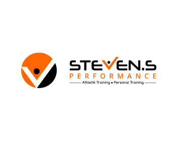 STEVEN.S performance logo design