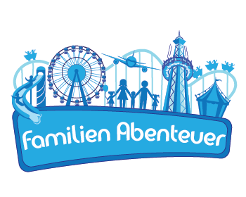 Travel & Hospitality logo design for Familienabenteuer