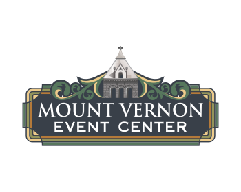 Mount Vernon Event Center logo design