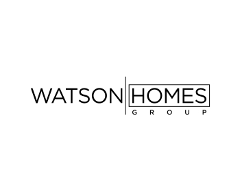 Logo design for Watson Homes Group