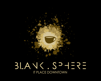 Logo design for Blank Sphere