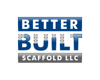 Better Built Scaffold LLC logo design