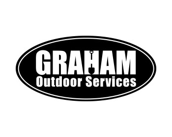 Graham Outdoor Services logo design