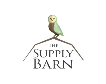 Logo design for The Supply Barn