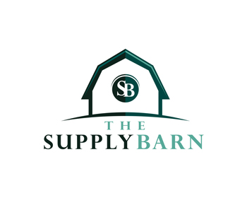 The Supply Barn logo design