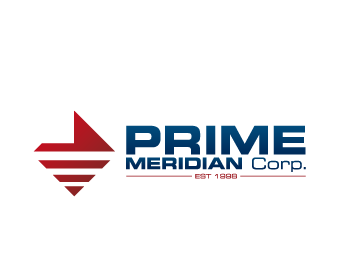 Logo design for Prime Meridian Corp.