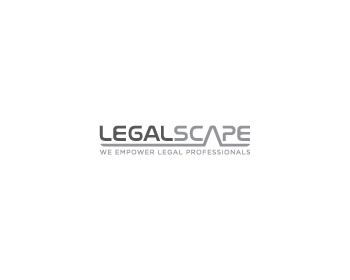Legalscape logo design