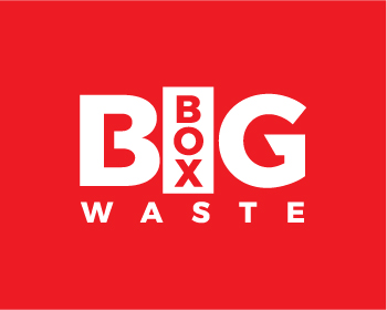 Logo design for Big Box Waste
