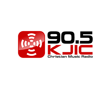 Media logo design for KJIC 90.5 fm