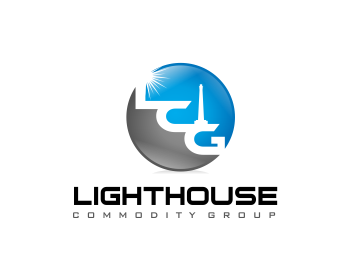Lighthouse Commodity Group logo design