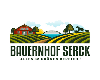 Logo design for Bauernhof Serck