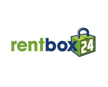 Logo design for rentbox24