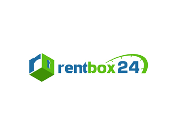 rentbox24 logo design