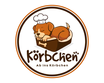 Logo design for Körbchen