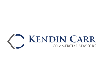 Kendin Carr Commercial Real Estate Advisors logo design