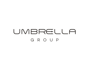 Logo design for Umbrella Group