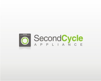 Second Cycle Appliance logo design