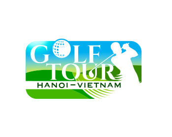 Logo design for Golf Tour Viet Nam
