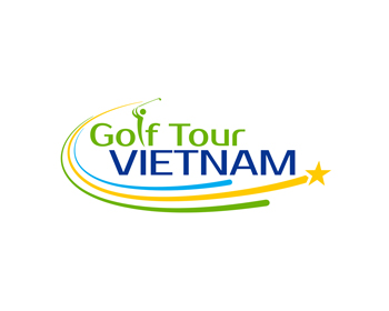 Golf Tour Viet Nam logo design
