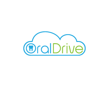 OralDrive logo design