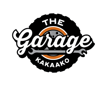 Logo design for The Garage