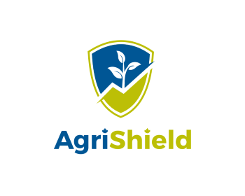 AgriShield logo design