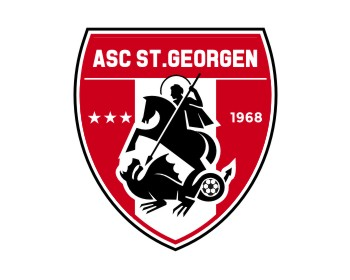 Logo design for ASC ST.GEORGEN