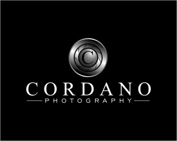 Cordano Photography logo design